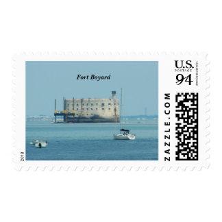 Fort Boyard de la fotografía, Francia - Estampillas