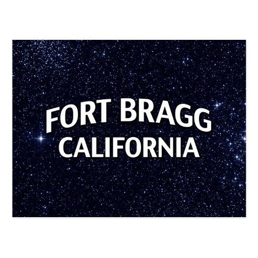 Fort Bragg California Postales
