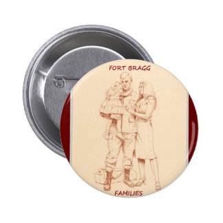 Fort Bragg Families Pinback Buttons