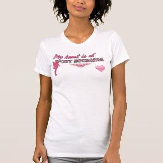 Fort Buchanan Design Pink T-Shirt