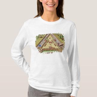 Fort Caroline, from 'Brevis Narratio' T-Shirt