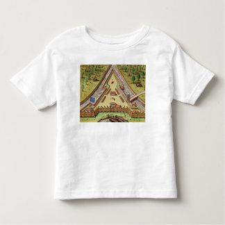 Fort Caroline, from 'Brevis Narratio' Toddler T-shirt