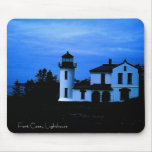 Fort Casey Lighthouse Mouse Pad