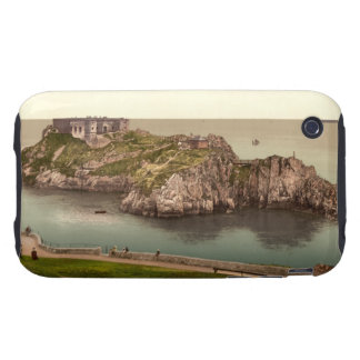 Fort Catherine, Tenby, Pembrokeshire, Wales Tough iPhone 3 Covers