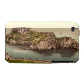 Fort Catherine, Tenby, Pembrokeshire, Wales iPhone 3 Cover