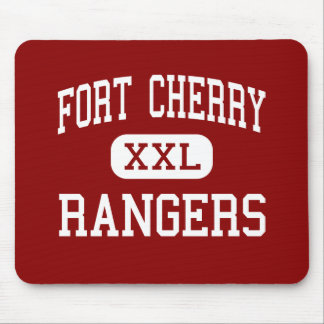 Fort Cherry - Rangers - High - McDonald Mouse Pads