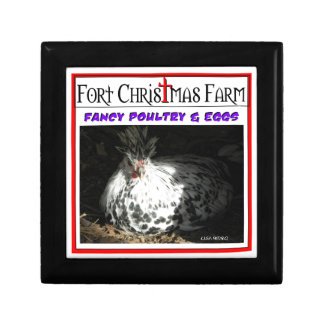 Fort Christmas Farm related items Gift Box