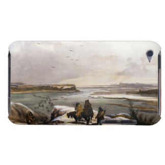 Fort Clark on the Missouri, February 1834, plate 1 iPod Touch Case-Mate Case