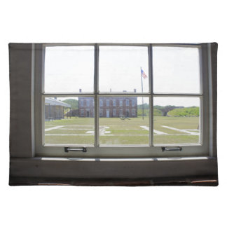 Fort Clinch Cloth Placemat