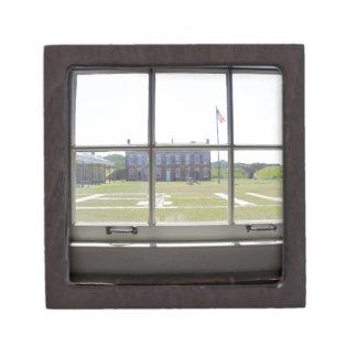 Fort Clinch Keepsake Box