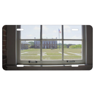 Fort Clinch License Plate