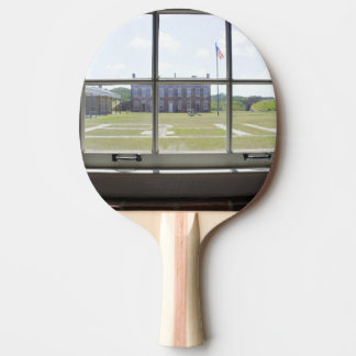 Fort Clinch Ping-Pong Paddle