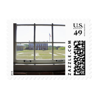 Fort Clinch Postage Stamps