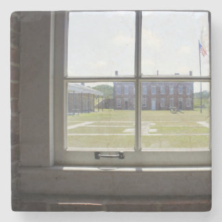 Fort Clinch Stone Coaster