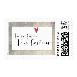 Fort Collins, Colorado CO Postage