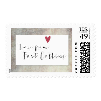 Fort Collins, Colorado Timbres Postales
