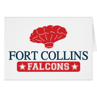Fort Collins Falcons - Home of Balloon Boy Card