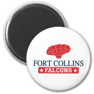 Fort Collins Falcons - Home of Balloon Boy Magnet