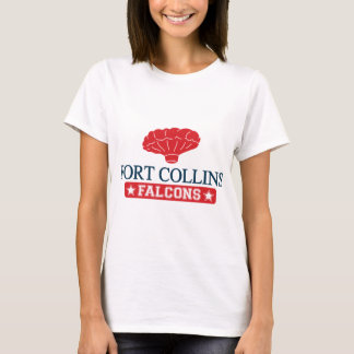 Fort Collins Falcons - Home of Balloon Boy T-Shirt