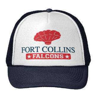 Fort Collins Falcons - Home of Balloon Boy Trucker Hat