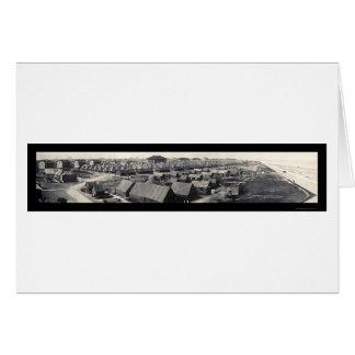 Fort Crockett Texas Photo 1915 Card