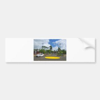 Fort-de-France. Martinique Bumper Sticker