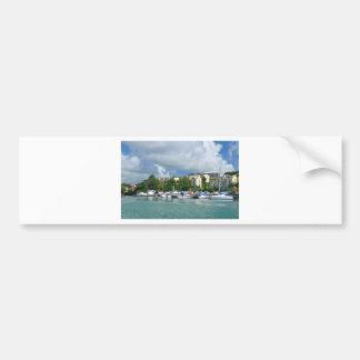 Fort-de-France, Martinique Bumper Sticker