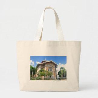 Fort-de-France, Martinique Large Tote Bag