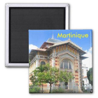 Fort-de-France, Martinique Magnet