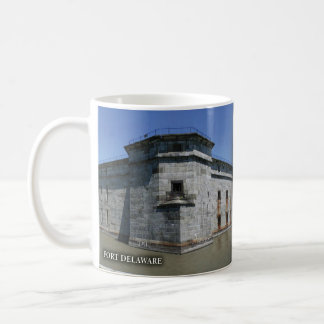 Fort Delaware Historical Mug
