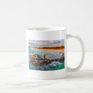 Fort Desoto Park Beach Coffee Mug