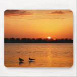 Fort DeSoto Sunset Mouse Pads