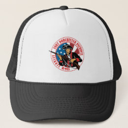 FORT DORK AFJROTC copy.png Trucker Hat