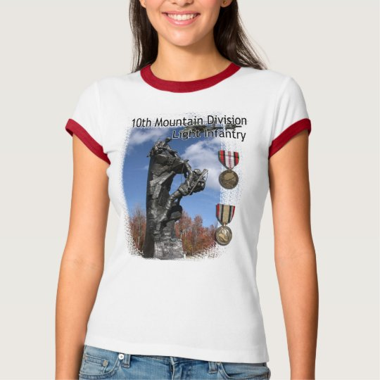 Fort Drum 10th Mountain Division T-Shirt