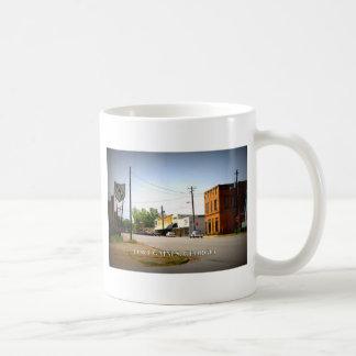 FORT GAINES, GEORGIA CLASSIC WHITE COFFEE MUG