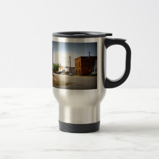 FORT GAINES, GEORGIA TRAVEL MUG