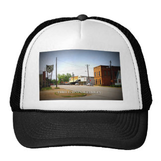 FORT GAINES, GEORGIA TRUCKER HAT