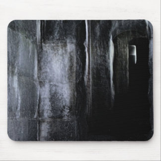 Fort ghost mouse pad