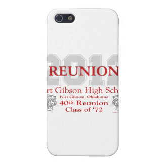 Fort Gibson 40th Reunion Case For iPhone SE/5/5s