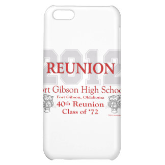 Fort Gibson 40th Reunion iPhone 5C Covers