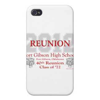 Fort Gibson 40th Reunion iPhone 4/4S Covers