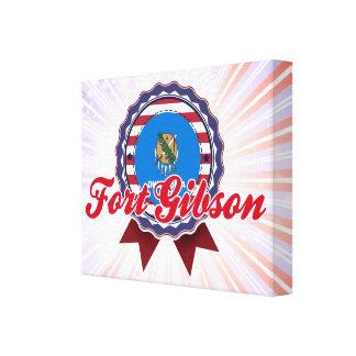 Fort Gibson, OK Canvas Print