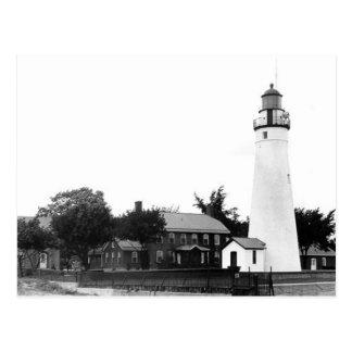 Fort Gratiot Lighthouse 2 Postcard