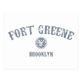 Fort Greene Postcard