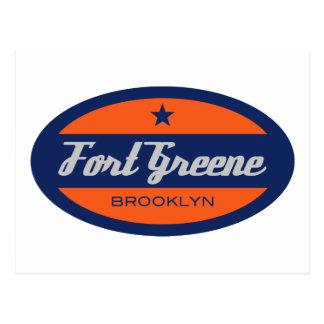 Fort Greene Postales
