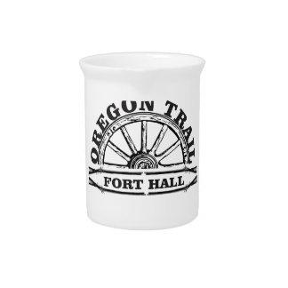 fort hall gun arch pitcher