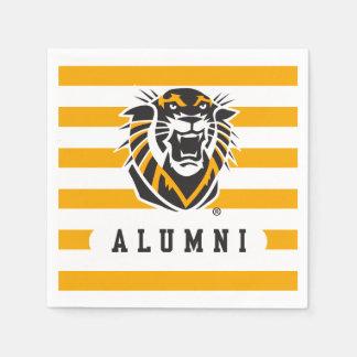 Fort Hays State | Alumni Paper Napkin