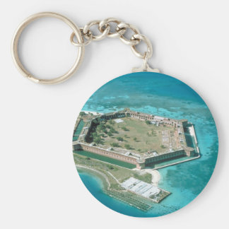 Fort Jefferson National Park Keychain