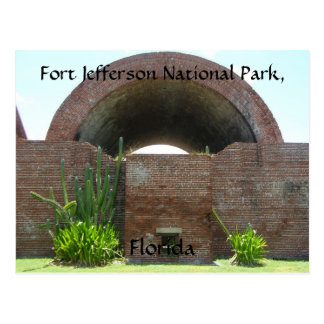 Fort Jefferson Post Cards
