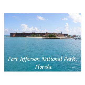 Fort Jefferson Postcards